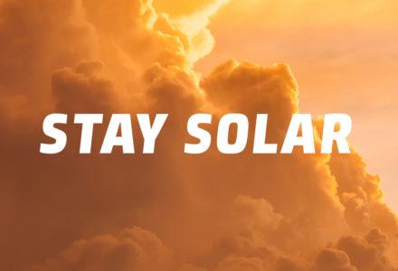 Stay Solar